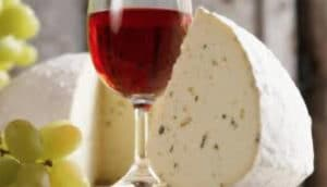 Cheese-and-wine